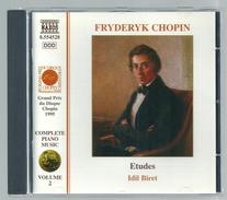 CD PIANO - CHOPIN : ETUDES DIVERSES - IDIL BIRET, Piano - Klassik