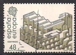 Spanien (1987)  Mi.Nr.  2782  Gest. / Used  (3fa02)  EUROPA - 1931-Heute: 2. Rep. - ... Juan Carlos I
