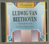 CD PIANO - BEETHOVEN : SONATES POUR PIANO N° 21, 14 & 8 - STEPHAN ESCHENBACH, Piano - Klassik