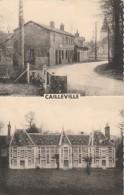 76 - CAILLEVILLE - Le Bourg - Le Château - Autres Communes
