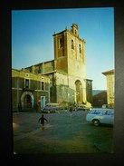 6151 ESPAÑA SPAIN CASTILLA Y LEON SORIA VINUESA IGLESIA PARROQUIAL POSTCARD POSTAL AÑOS 60 - TENGO MAS POSTALES - Soria