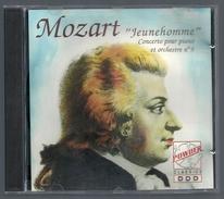 "CD PIANO -  MOZART : CONCERTOS N° 9 ""JEUNEHOMME"" + N° 17 - HELENE GAL, Piano - Klassik"