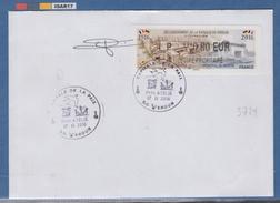 ATM- LISA : L.PRIO 0,80 € S/L 1er JOUR  Signée-Centenaire De La Bataille De Verdun-Guerre 14-18-VERDUN 17 Fev 2016( - 2010-... Vignette Illustrate