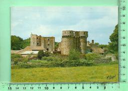 CPM, ARGENTON-CHATEAU: Le Château De Sanzay - France