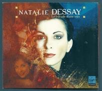 CD CLASSIQUE (2 CD) - NATALIE DESSAY : LE MIRACLE D'UNE VOIX - Klassik