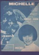 Partition Originale The Beatles / Michelle / 1965 - Musik & Instrumente