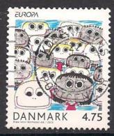 Dänemark  (2006)  Mi.Nr.  1444  Gest. / Used  (3fa01)  EUROPA - Danimarca