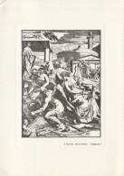 DOC2) CARTOLINA EDITA DA NUMISMATICA MUSCHIETTI PADOVA NON VIAGGIATA MONETE ROMANE 7 COINS MONNAIE Münze - Monete (rappresentazioni)