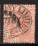 COLONIE BRITANNIQUE / MALACCA TIMBRE N° 19 COTE 90 € Filigranne Cc - Straits Settlements