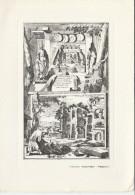 DOC2) CARTOLINA EDITA DA NUMISMATICA MUSCHIETTI PADOVA NON VIAGGIATA MONETE ROMANE 2 COINS MONNAIE Münze - Monete (rappresentazioni)