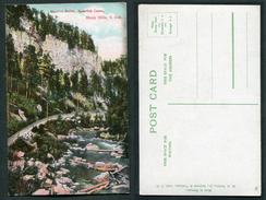 United States - Maurice Rocks, Spearfish Canyon, Black Hills - South Dakota - Etats-Unis
