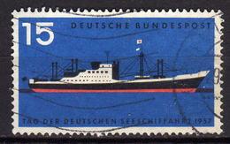 BRD 1957 - MiNr: 257  Used - Gebraucht