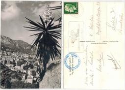 Monaco - Monte Carlo  -   Gelaufen 1957 - Monte-Carlo