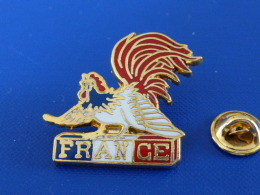 Pin´s Coq Sportif Tricolore - France - Zamac (PV22) - Other