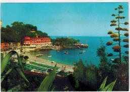 Monaco - Monte Carlo  - Strand  Gelaufen 1972 - Monaco