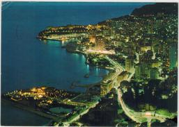 Monaco - Monte Carlo  - Bei Nacht  Gelaufen 1979 - Monte-Carlo