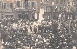 50 - MANCHE / La Haye Du Puits - Carte Photo - Inauguration Du Monument Aux Morts - Juin 1922 - Rare !! - Autres Communes