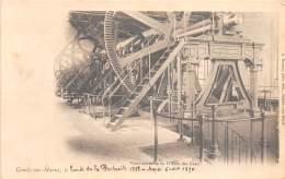 51 - MARNE / Condé Sur Marne - Vue Intérieure De L'usine Des Eaux - France
