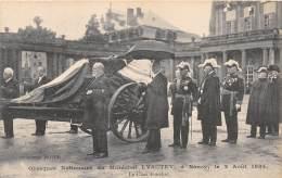 54 - MEURTHE ET MOSELLE / Nancy - Obsèques Du Maréchal Lyautey En 1934 - Nancy