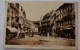 BLOIS RUE PORTE COTE  VOITURES - Blois