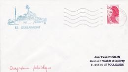 LE BERLAIMONT - Poststempel (Briefe)
