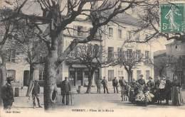54 - MEURTHE ET MOSELLE / Nomeny - Place De La Mairie - Belle Animation - Nomeny