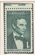 USA -  ABRAHAM LINCOLN - Neufs
