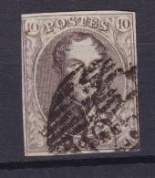 N° 10  Margé - 1858-1862 Médaillons (9/12)