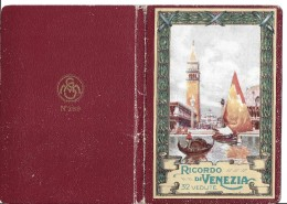 RICORDO DI VENEZIA → 32 Vedute, Ca.1935 - Tourisme, Voyages