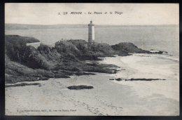 LE MINOU 29 - Le Phare Et La Plage - Frankreich
