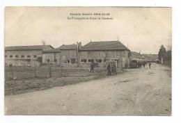FLEURY SUR AIRE - La Fromagerie Et Route De Clermont En Argonne - France