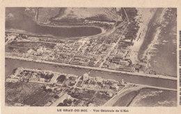 Le Grau Du Roi (30) - Vue Générale De L'Est - France