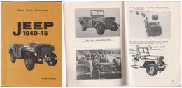 Jeep 1940-45 - Livres, BD, Revues