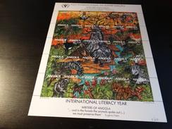 Angola 1990- Année Internationale De L'alphabétisation. Yvert N° 781 à 810 - Angola