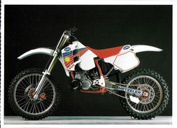 TRANSPORT MOTO MOTOCYCLETTE KTM 250 MX TOUT TERRAIN  EDIT. LES MOTOS BOOKKING - Moto