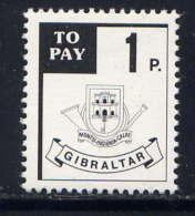 GIBRALTAR - T13** - ARMOIRIES - Gibraltar