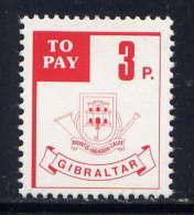GIBRALTAR - T14** - ARMOIRIES - Gibraltar