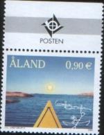 "Aland 2002 My Aland ""Lill Lindfors""  1v Complete Set ** MNH - Aland"