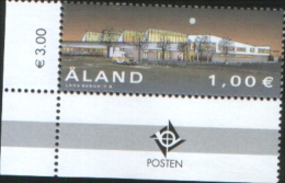 Aland 2002 Post Terminal Completation - Termine Del Post Terminal  1v Complete Set ** MNH - Aland