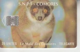 COMORES - - Komoren