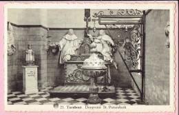 Turnhout - Doopvont St. Pieterskerk - Turnhout