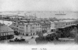 CPA BREST - LA RADE - Brest