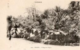 TONKIN - Hanoï - Village Du Papier - Viêt-Nam