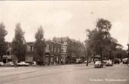 Rotterdam - Wolphaertsbocht - Rotterdam