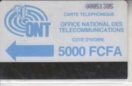 COTE D´IVOIRE - - Côte D'Ivoire