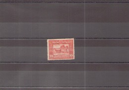 ERYTHREE 1910 / 29 N° 38 * - Erythrée