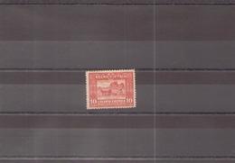 ERYTHREE 1910 / 29 N° 38 * - Eritrea
