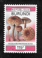 TIMBRE OBLITERE DU BURUNDI  DE 1993 N° MICHEL 1779 - Burundi