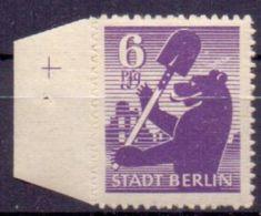 SBZ Berlin + Brandenburg Mi. 2B ** (€ 22,00) - Ansehen!! - Zona Soviética