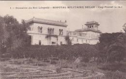 CAP FERRAT DOMAINE DU ROI LEOPOLD HOPITAL MILITAIRE BELGE ACHAT IMMEDIAT PRIX FIXE - Saint-Jean-Cap-Ferrat